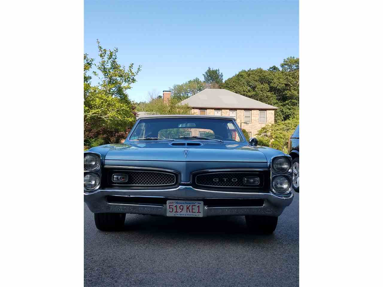 Large Picture of 1967 Pontiac GTO Offered by a Private Seller - M5S6