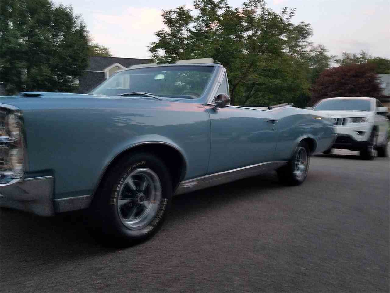 Large Picture of 1967 Pontiac GTO - $60,000.00 - M5S6