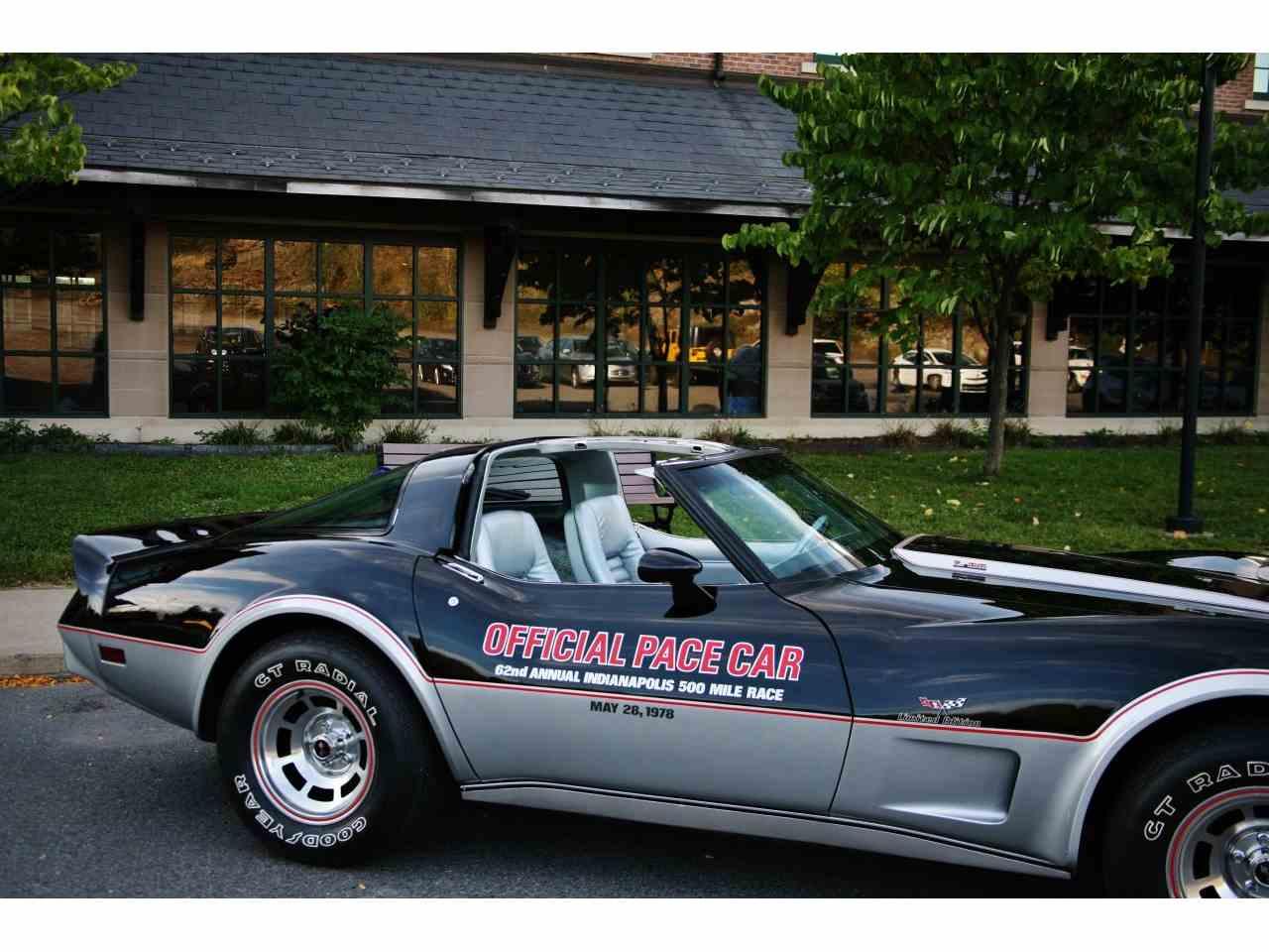 1978 Chevrolet Corvette for Sale | ClassicCars.com | CC-1033929