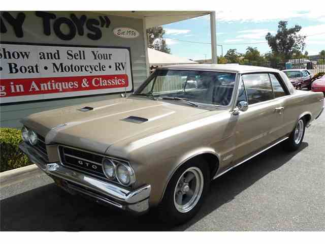 Picture of '64 GTO - M5SK