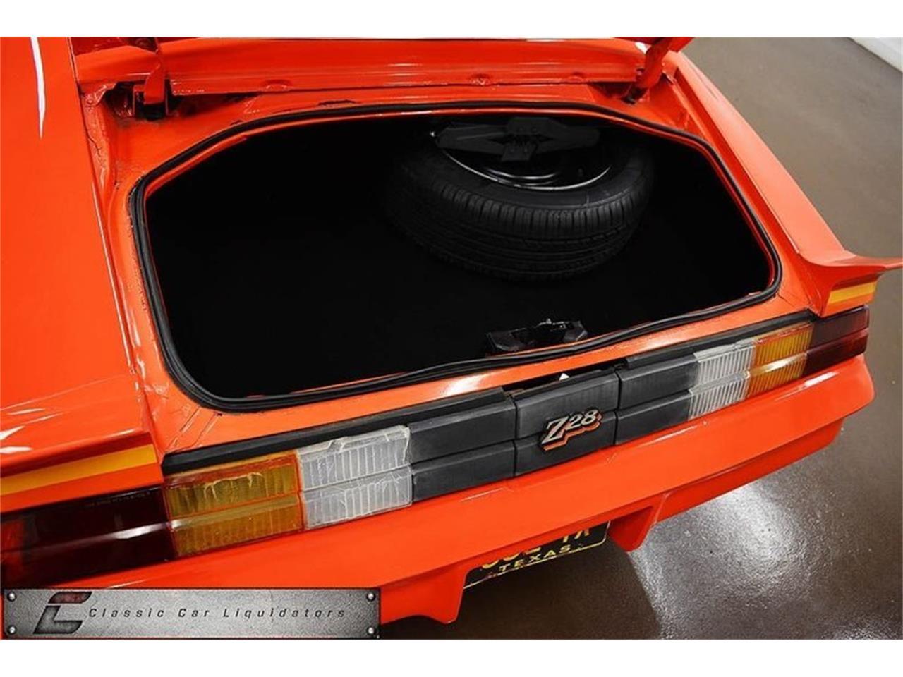 Large Picture of '79 Camaro - M5SZ