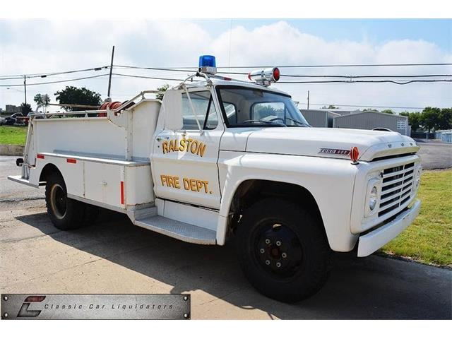 Picture of '67 Fire Truck - M5TA