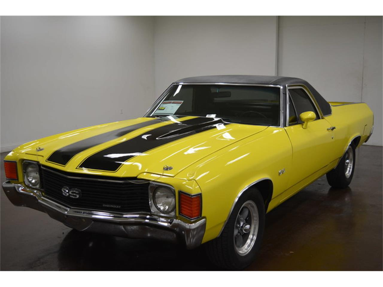 Large Picture of '72 El Camino - M5TZ