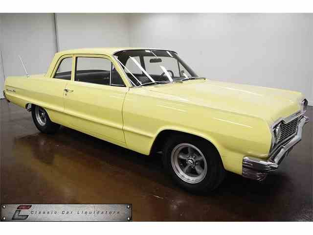 Picture of '64 Biscayne - M5U2