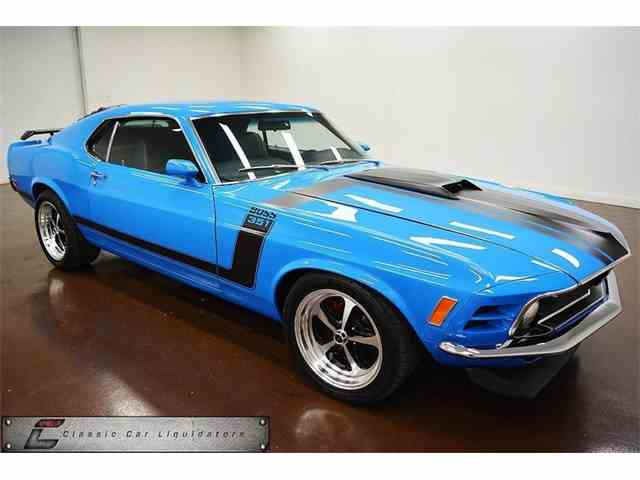 Picture of '70 Ford Mustang located in Sherman Texas Offered by Classic Car Liquidators - M5U9