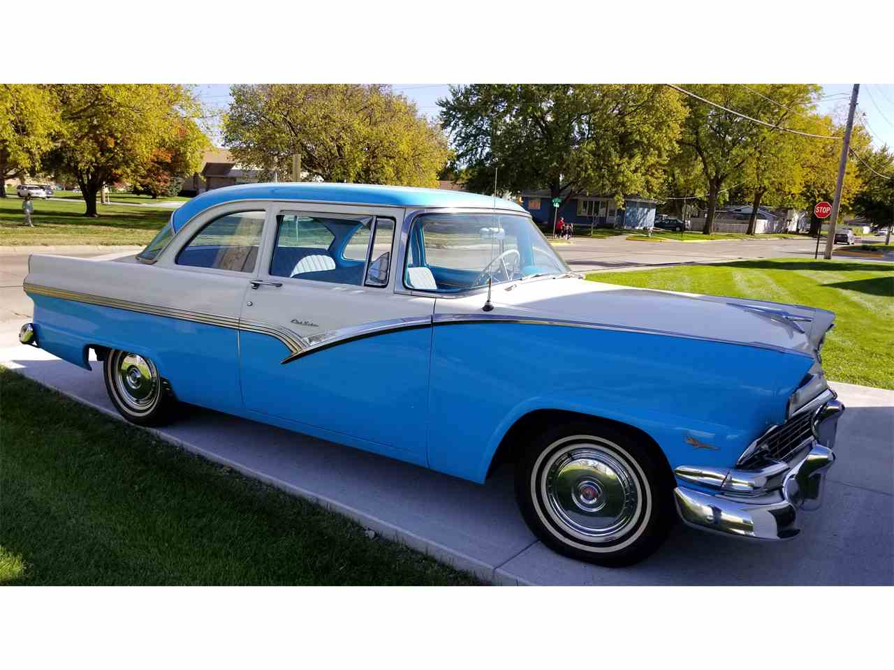 Large Picture of '56 Fairlane Offered by a Private Seller - M5US