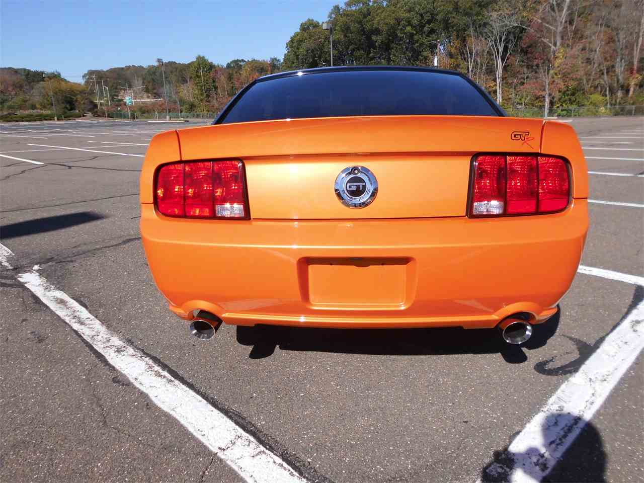 Large Picture of '08 Mustang GT - M5V7
