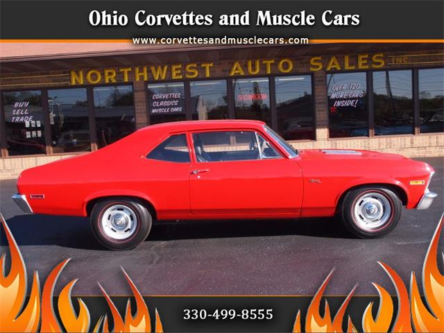 Picture of Classic '71 Chevrolet Nova - $29,900.00 Offered by  - M5W2