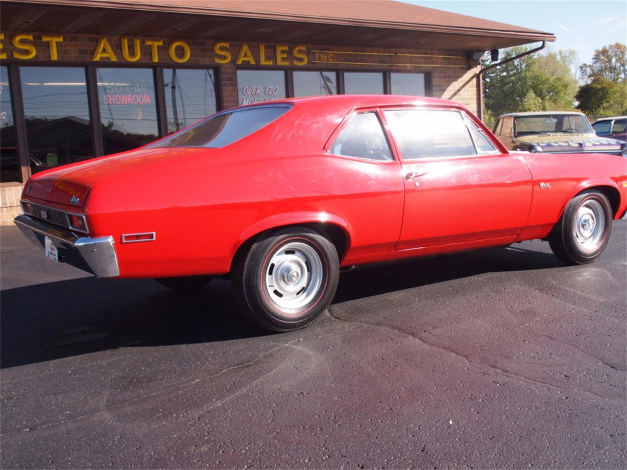 Large Picture of 1971 Chevrolet Nova located in Ohio Offered by Ohio Corvettes and Muscle Cars - M5W2