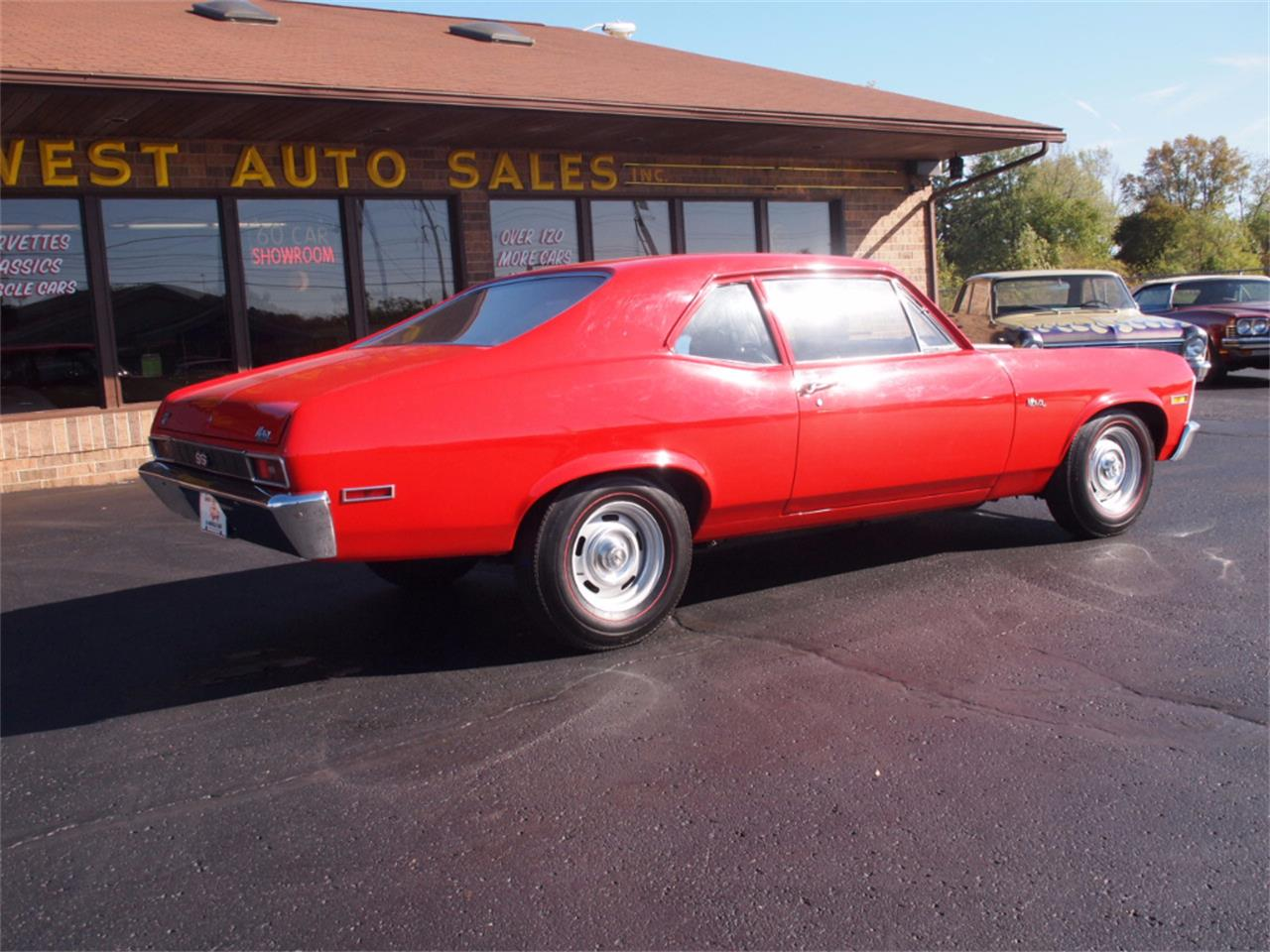 Large Picture of 1971 Chevrolet Nova Offered by Ohio Corvettes and Muscle Cars - M5W2