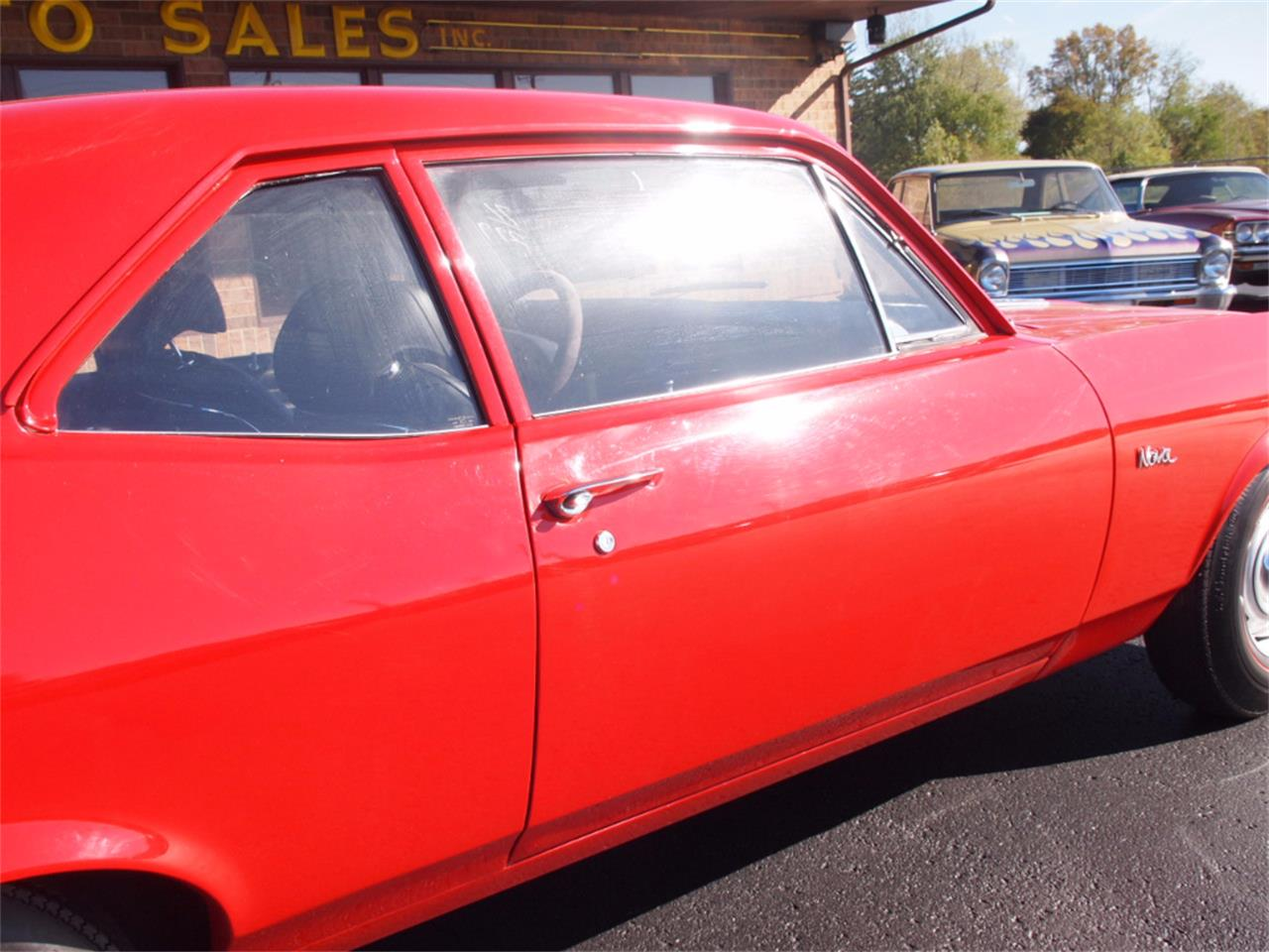 Large Picture of '71 Chevrolet Nova Offered by Ohio Corvettes and Muscle Cars - M5W2