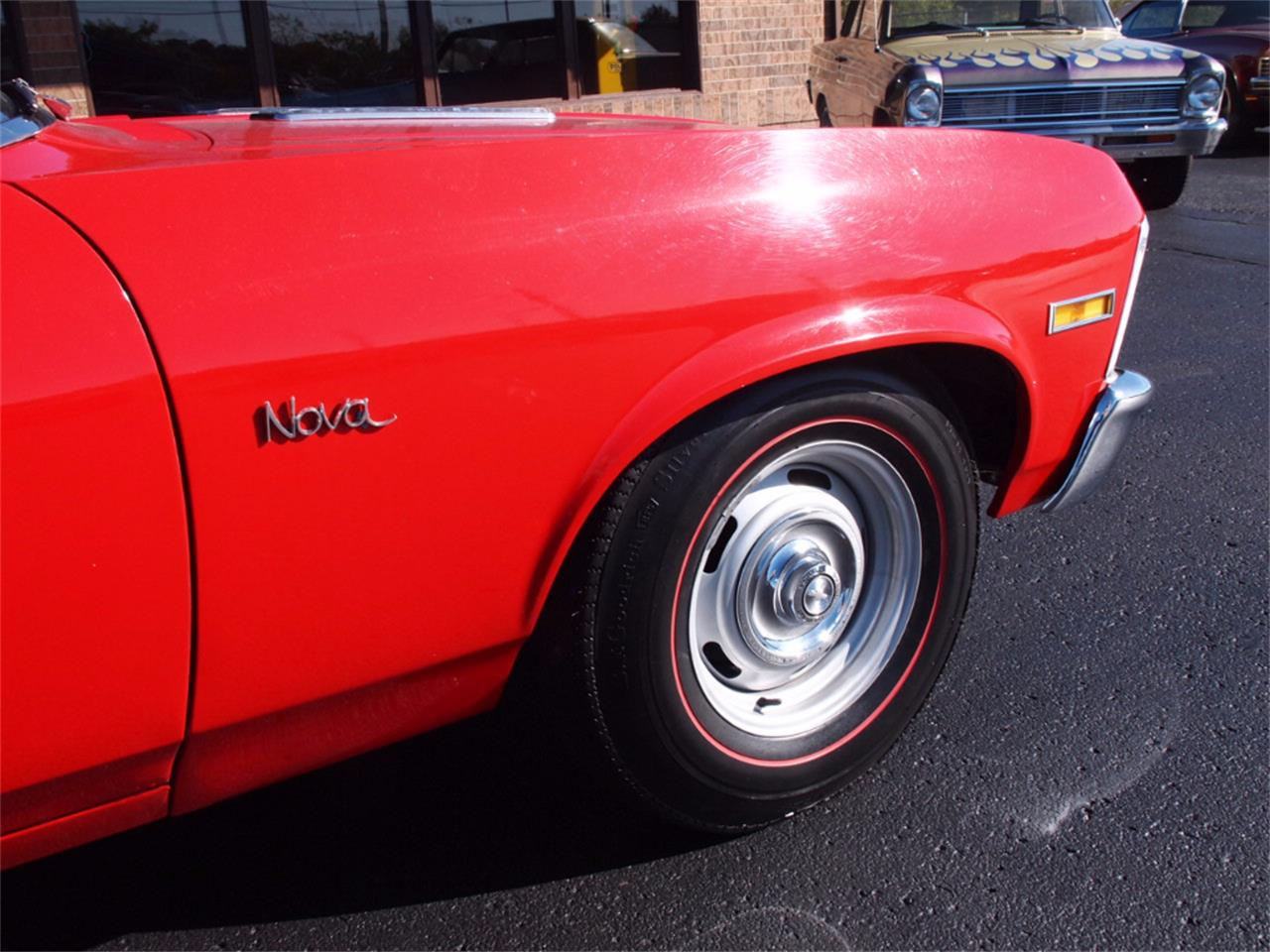 Large Picture of Classic 1971 Chevrolet Nova located in North Canton Ohio - $29,900.00 Offered by Ohio Corvettes and Muscle Cars - M5W2