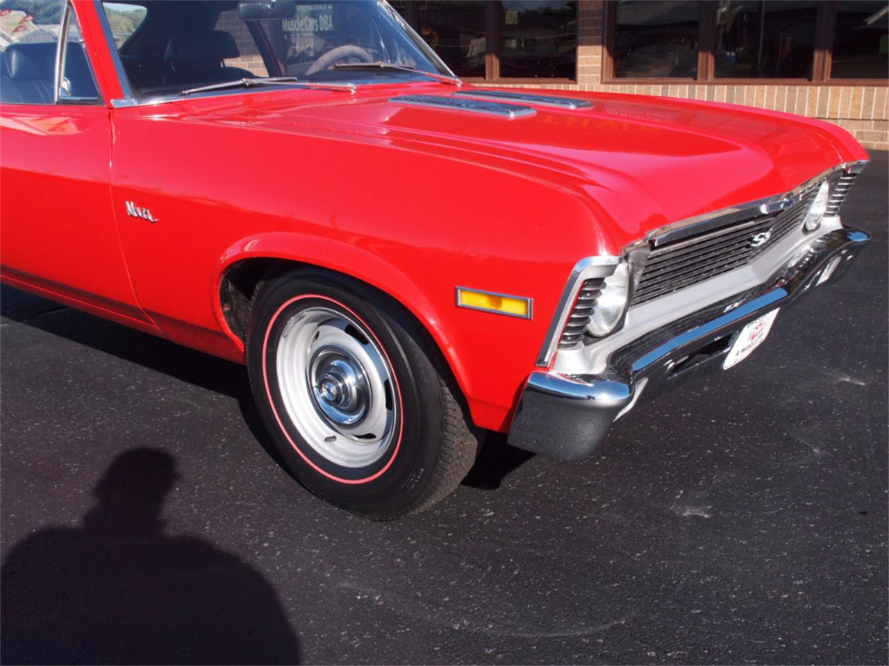Large Picture of Classic 1971 Nova Offered by Ohio Corvettes and Muscle Cars - M5W2