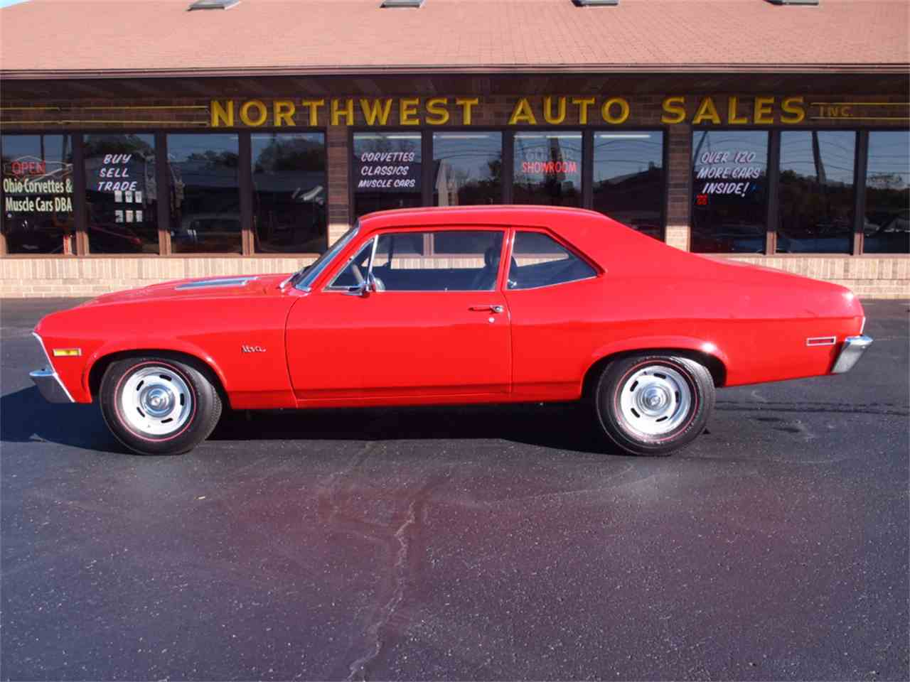 Large Picture of '71 Nova - M5W2