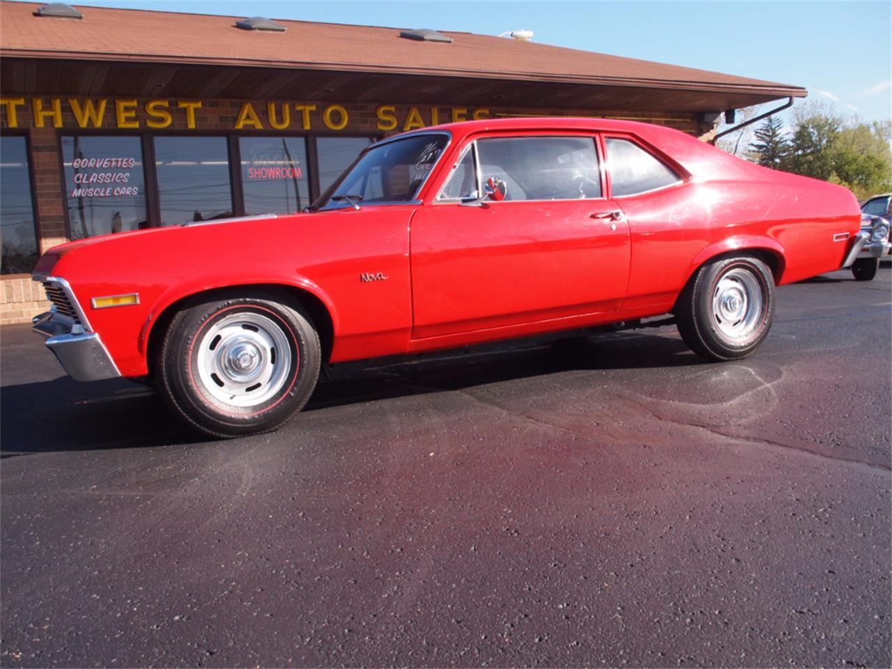 Large Picture of Classic '71 Nova located in Ohio - $29,900.00 Offered by Ohio Corvettes and Muscle Cars - M5W2