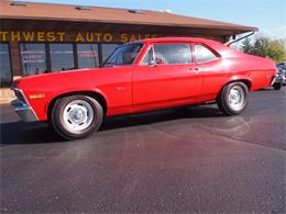 Picture of '71 Chevrolet Nova located in Ohio - $29,900.00 Offered by Ohio Corvettes and Muscle Cars - M5W2