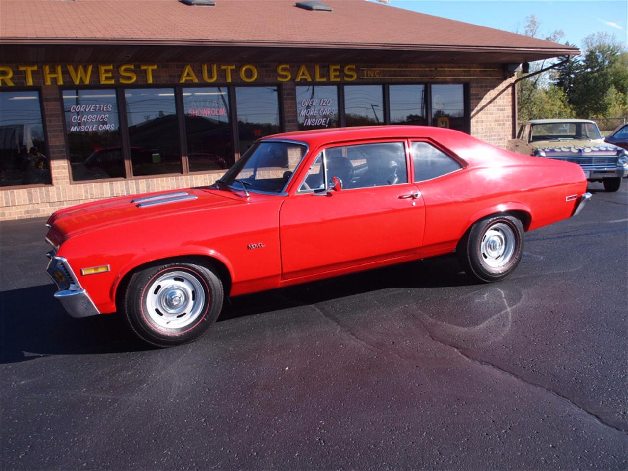Large Picture of Classic '71 Nova located in North Canton Ohio Offered by Ohio Corvettes and Muscle Cars - M5W2