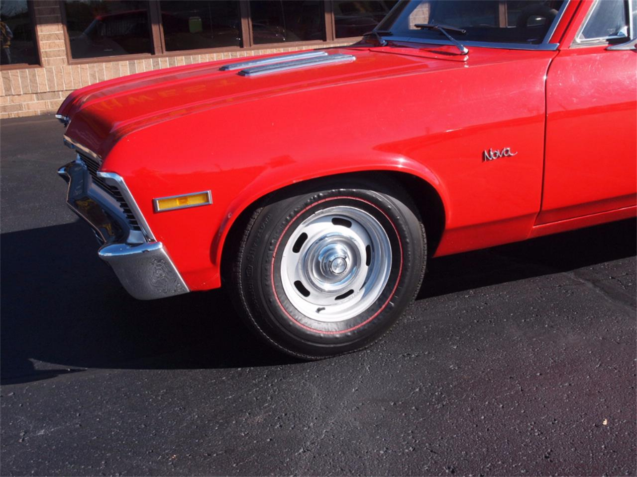 Large Picture of Classic 1971 Chevrolet Nova Offered by Ohio Corvettes and Muscle Cars - M5W2