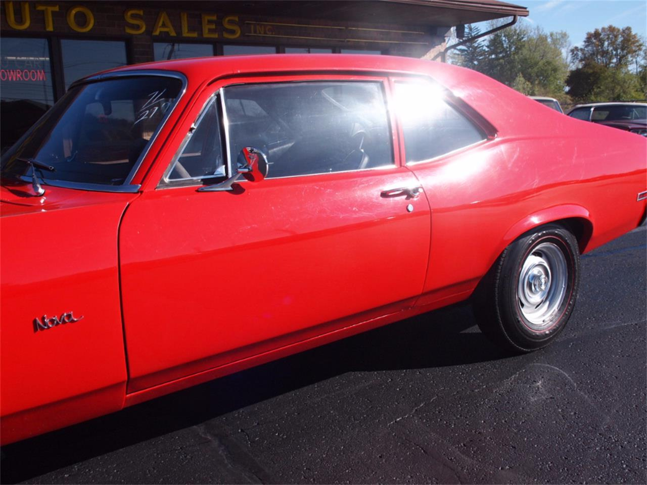Large Picture of Classic '71 Chevrolet Nova - $29,900.00 Offered by Ohio Corvettes and Muscle Cars - M5W2