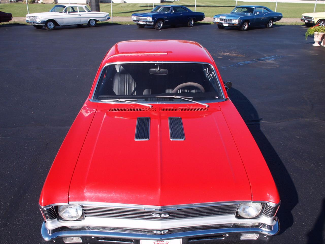 Large Picture of '71 Nova Offered by Ohio Corvettes and Muscle Cars - M5W2