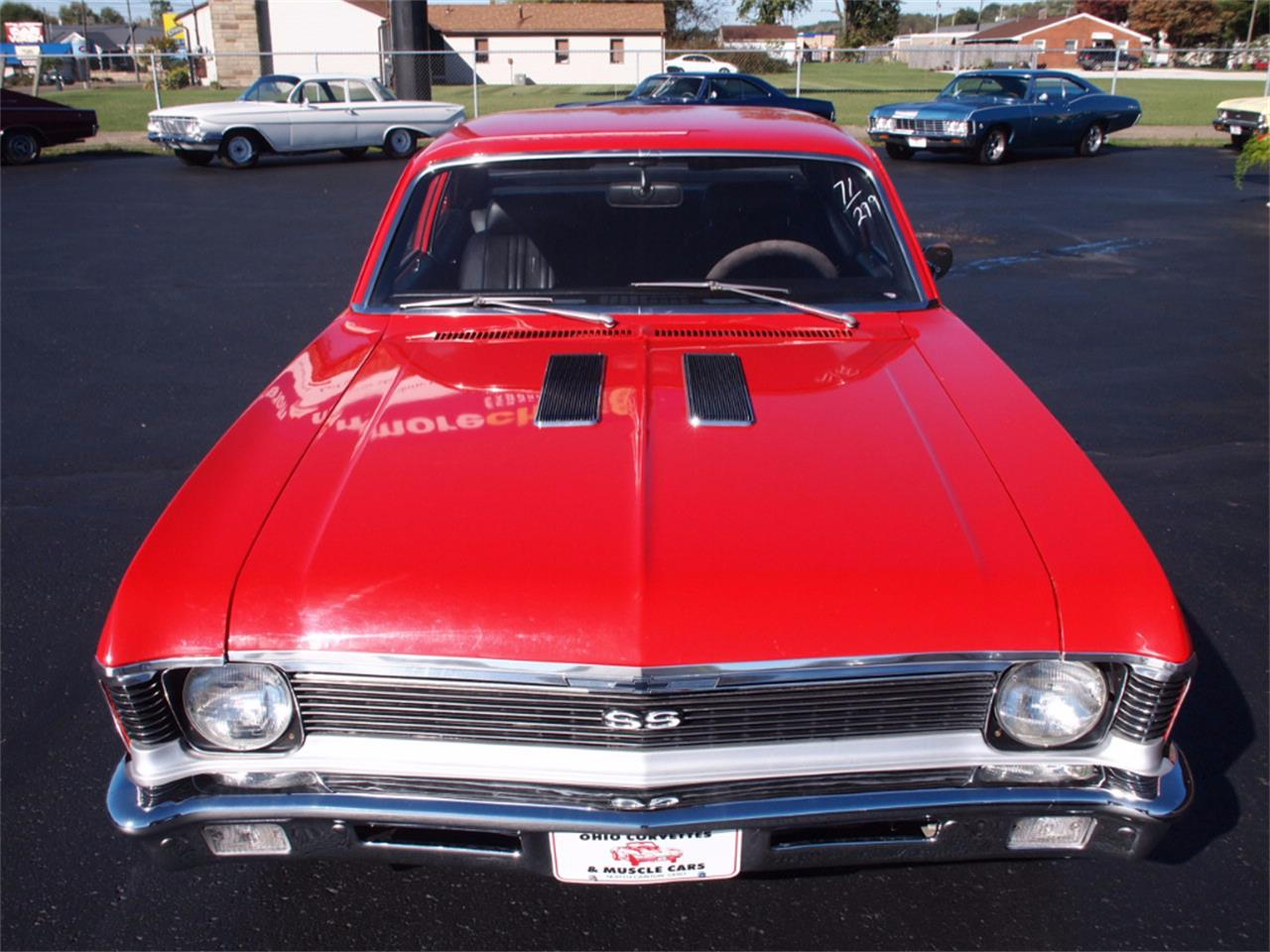 Large Picture of 1971 Nova - $29,900.00 Offered by Ohio Corvettes and Muscle Cars - M5W2