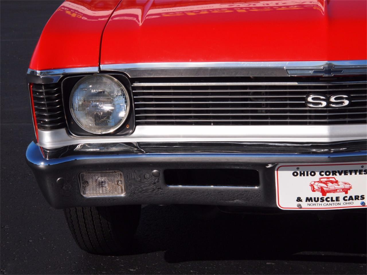 Large Picture of 1971 Chevrolet Nova located in North Canton Ohio - M5W2
