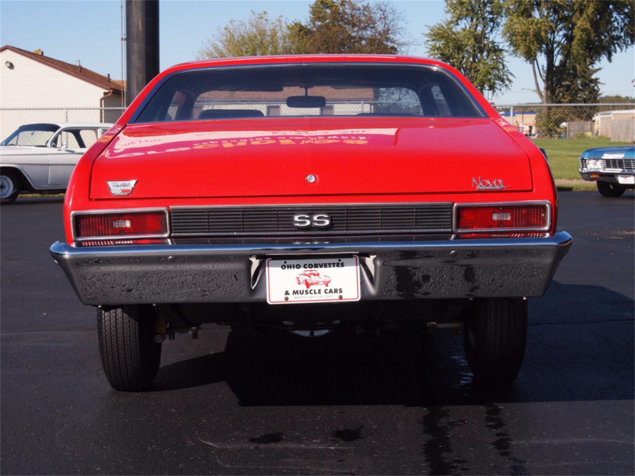 Large Picture of 1971 Chevrolet Nova - M5W2