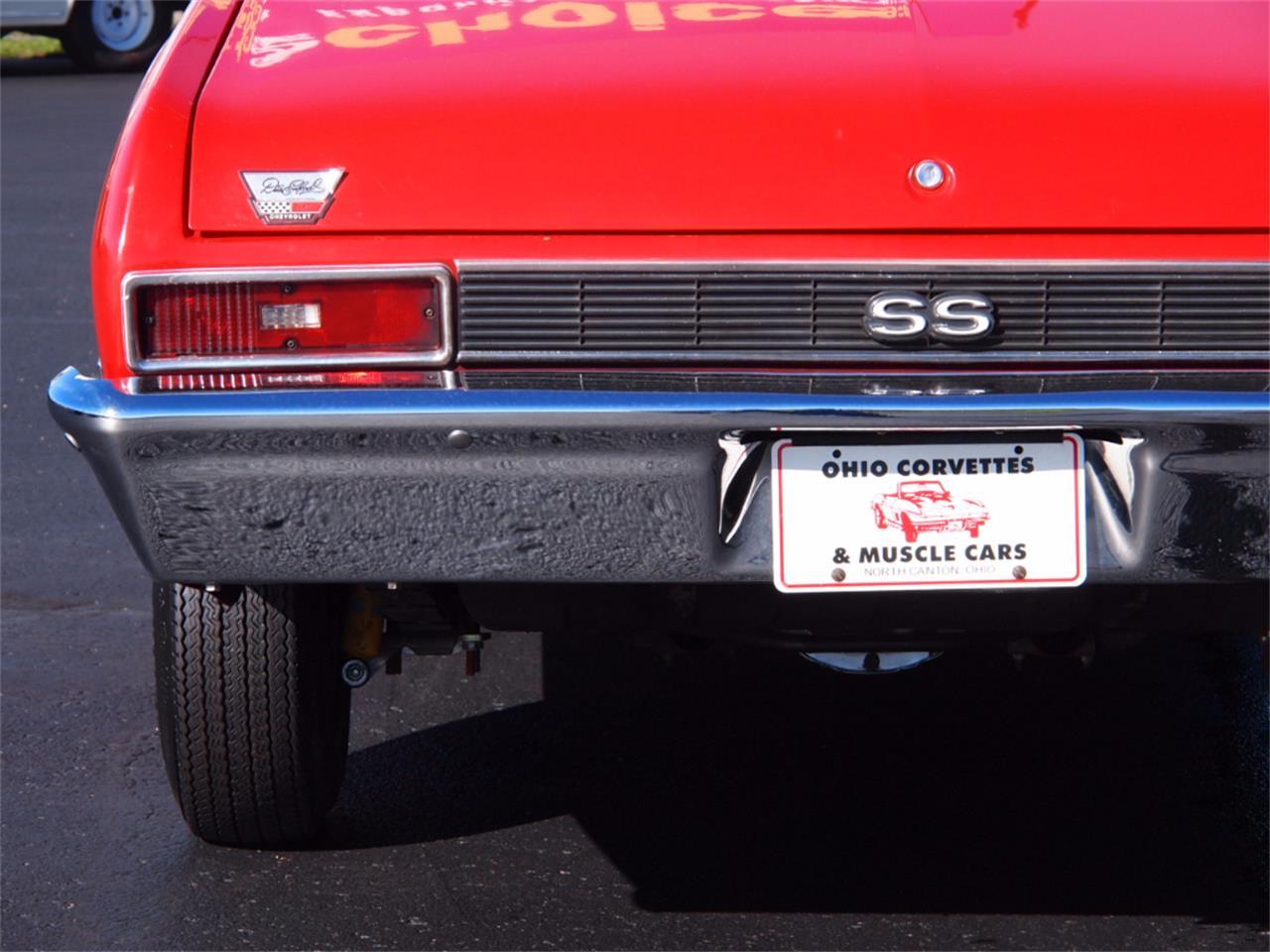 Large Picture of '71 Chevrolet Nova - M5W2