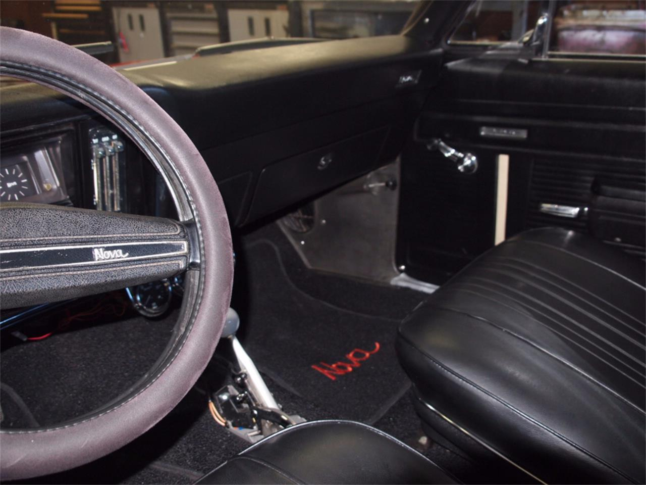 Large Picture of 1971 Nova Offered by Ohio Corvettes and Muscle Cars - M5W2