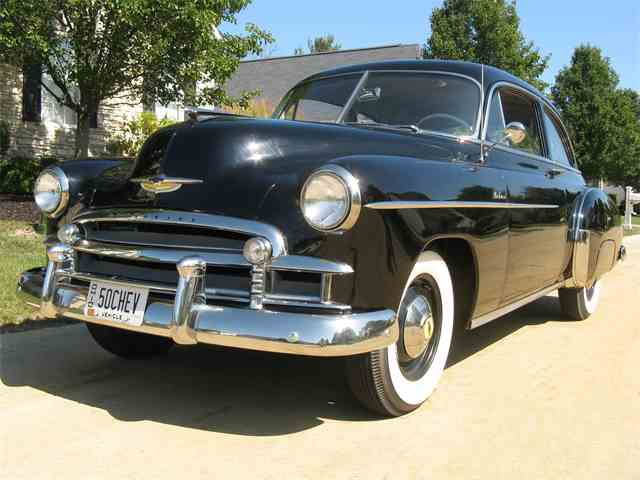 Picture of Classic 1950 Chevrolet Styleline Deluxe located in Shaker Heights Ohio - $16,900.00 - M32F