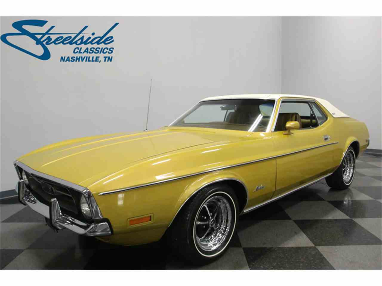 Large Picture of '72 Ford Mustang located in Tennessee - $20,995.00 - M5W7