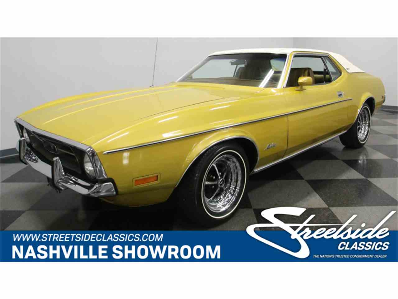 Large Picture of Classic '72 Mustang - $20,995.00 Offered by Streetside Classics - Nashville - M5W7