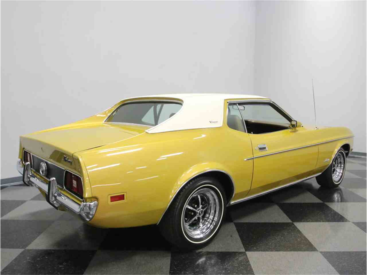 Large Picture of Classic 1972 Mustang located in Tennessee Offered by Streetside Classics - Nashville - M5W7