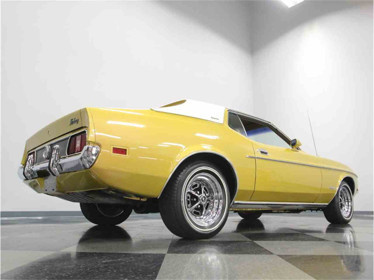 Large Picture of 1972 Ford Mustang - M5W7