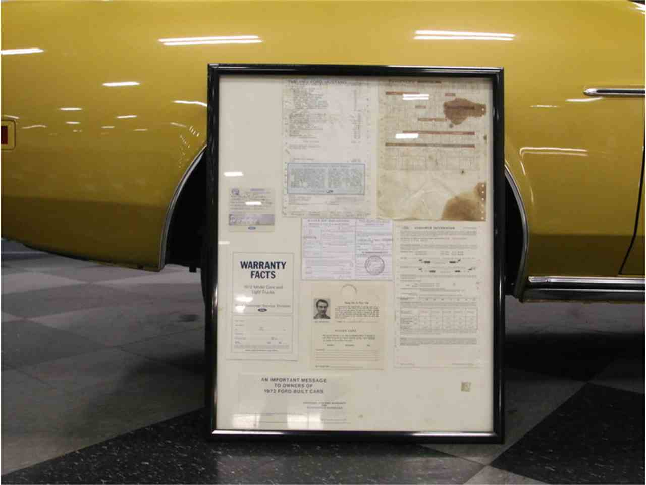 Large Picture of '72 Ford Mustang located in Tennessee Offered by Streetside Classics - Nashville - M5W7