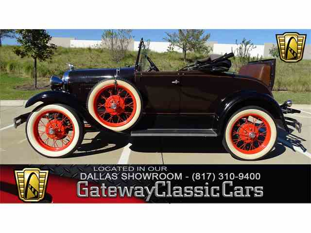 Picture of '29 Model A - M5XN
