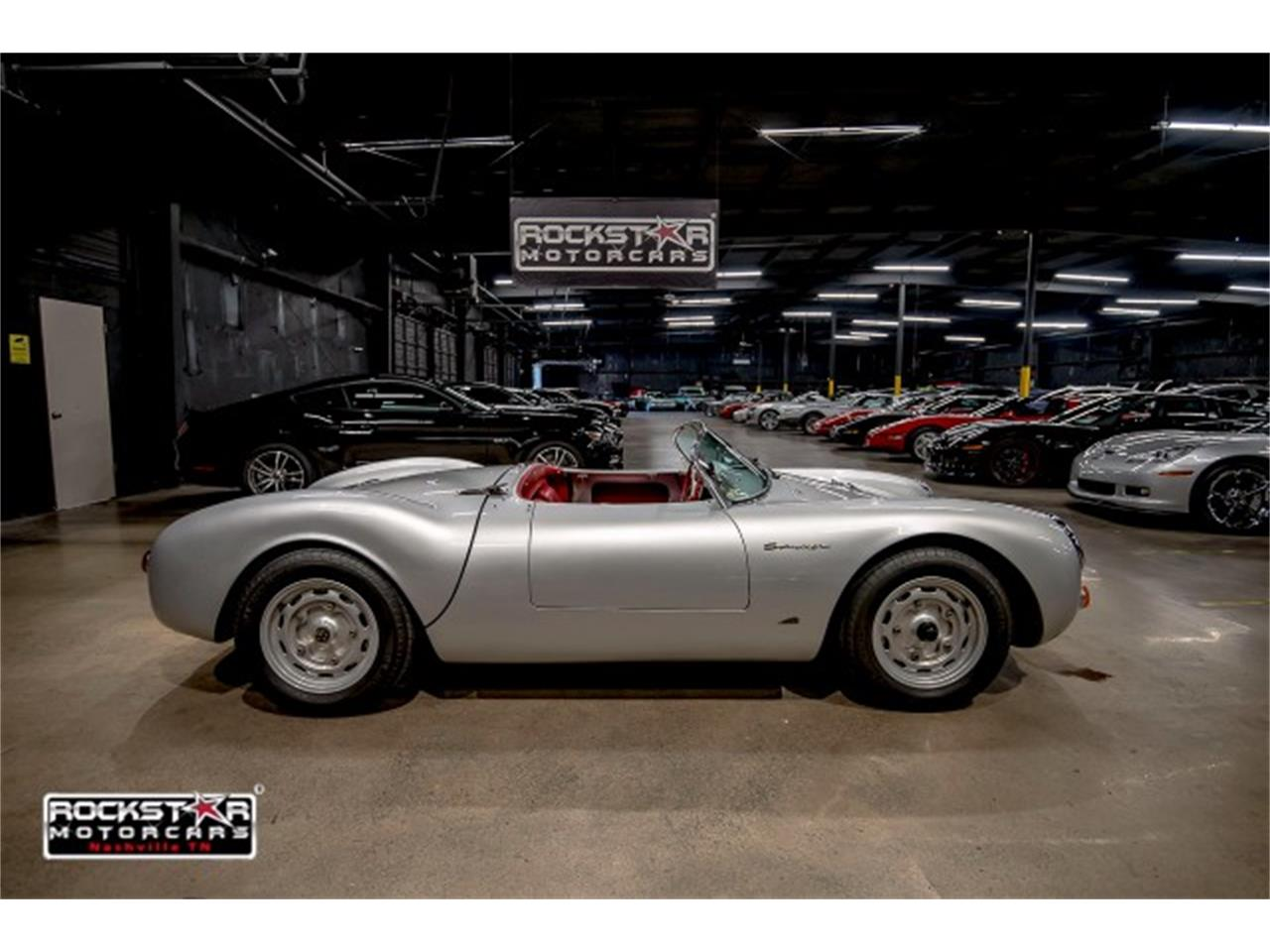 Large Picture of '57 Spyder - M5XX