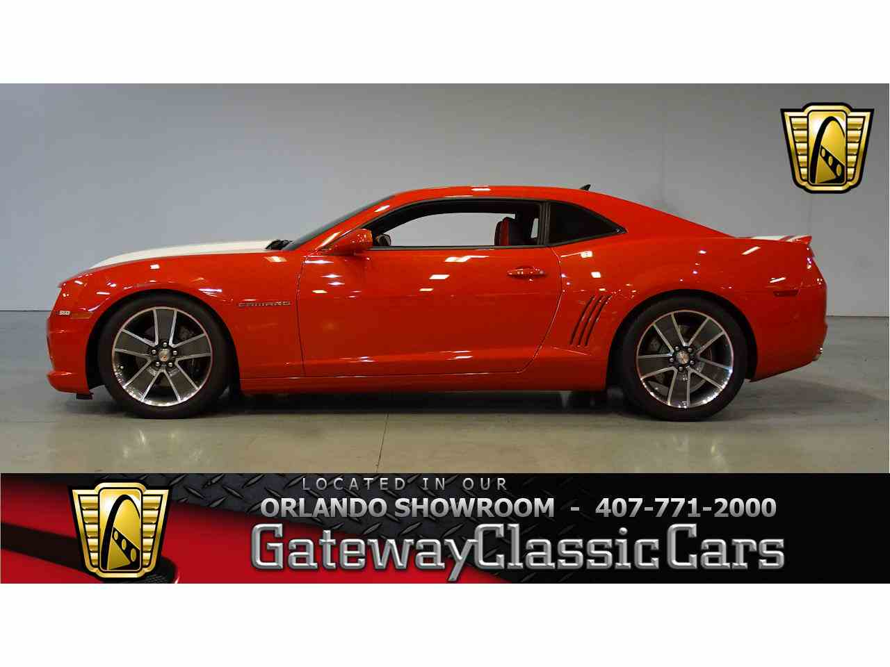 Large Picture of 2010 Chevrolet Camaro Offered by Gateway Classic Cars - Orlando - M5Y1