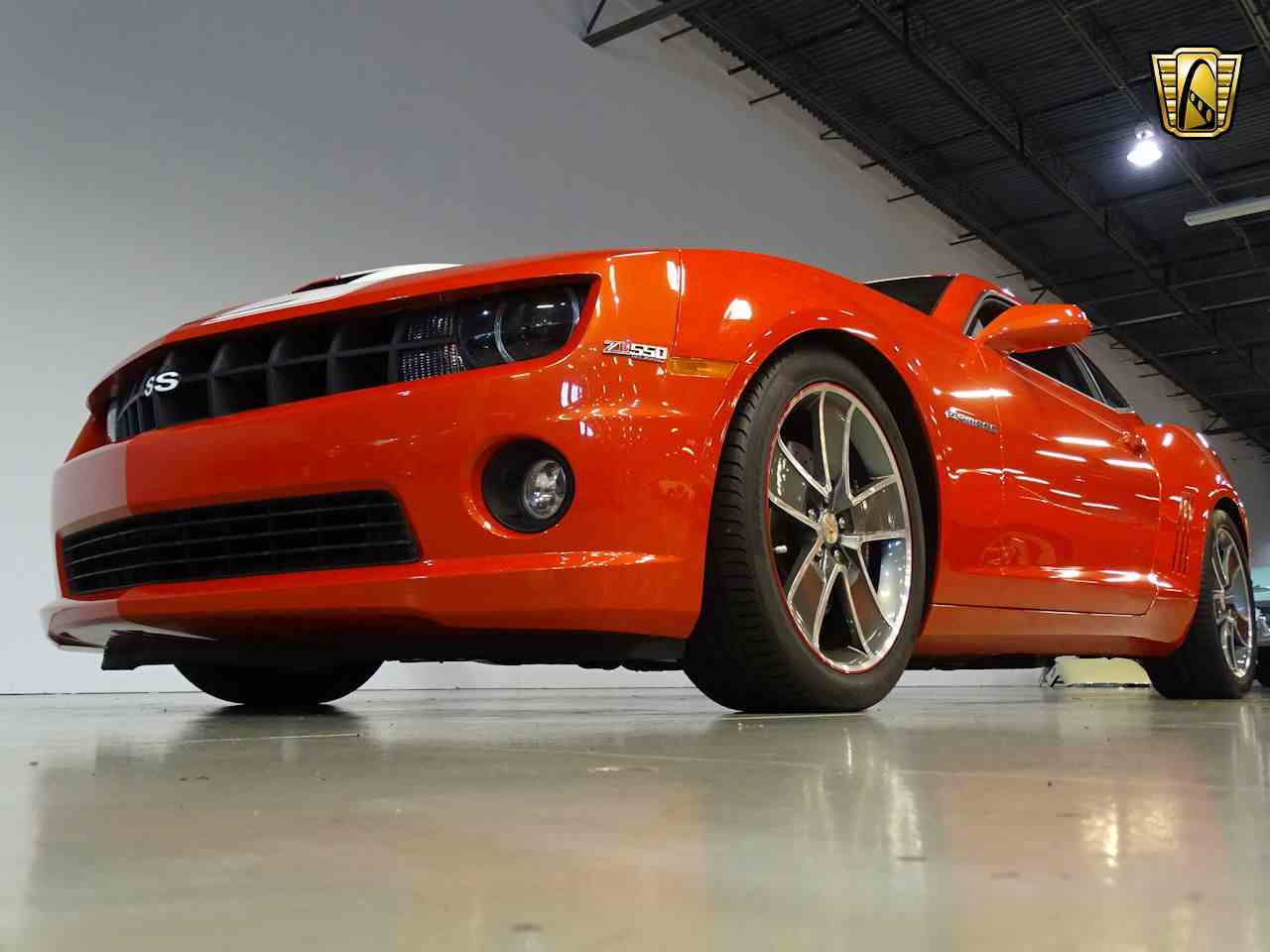 Large Picture of 2010 Chevrolet Camaro located in Lake Mary Florida - M5Y1