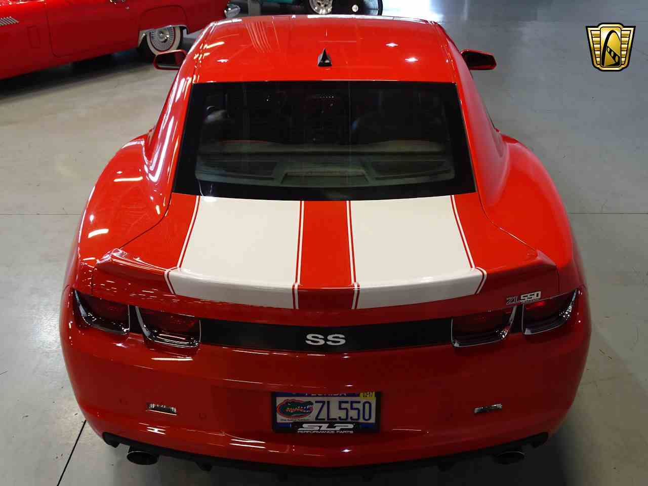 Large Picture of '10 Chevrolet Camaro - M5Y1
