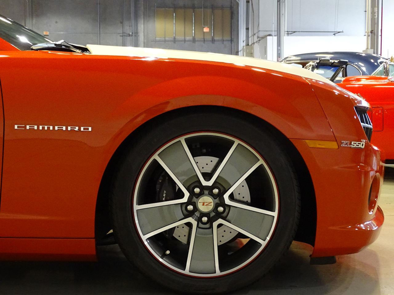 Large Picture of 2010 Chevrolet Camaro located in Lake Mary Florida - $42,995.00 - M5Y1