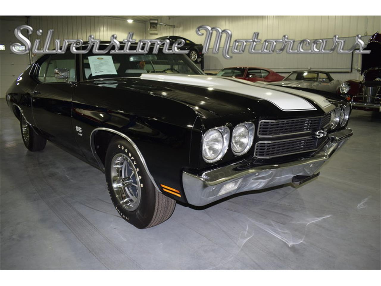 Large Picture of 1970 Chevrolet Chevelle SS - M5Y3