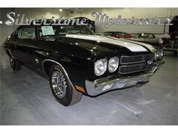 Picture of Classic '70 Chevelle SS located in Massachusetts - $59,500.00 Offered by Silverstone Motorcars - M5Y3