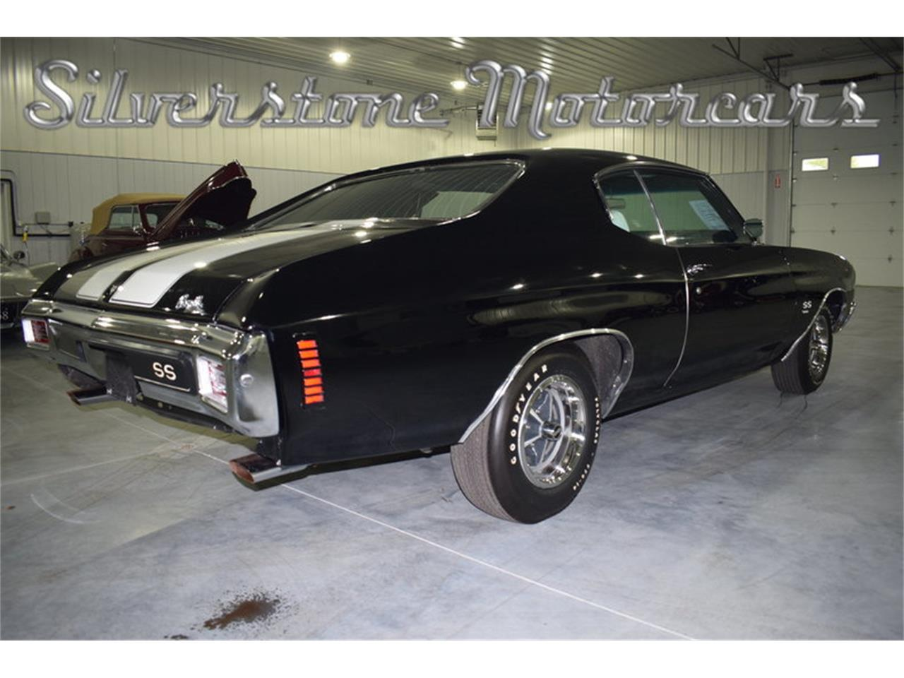 Large Picture of 1970 Chevrolet Chevelle SS Offered by Silverstone Motorcars - M5Y3
