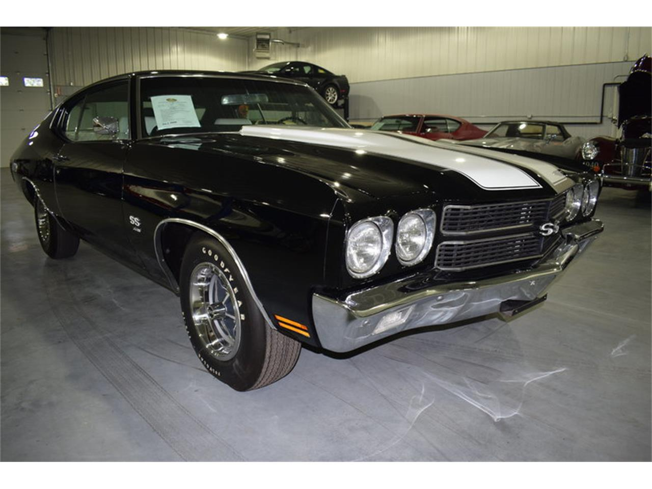 Large Picture of Classic '70 Chevelle SS - M5Y3