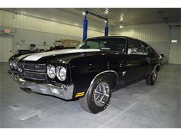 Picture of Classic 1970 Chevrolet Chevelle SS located in North Andover Massachusetts - $59,500.00 Offered by Silverstone Motorcars - M5Y3