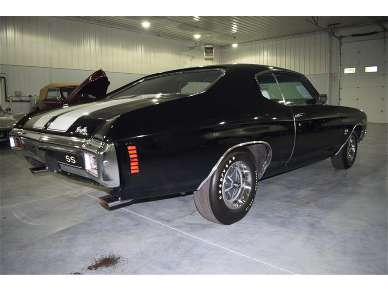Large Picture of '70 Chevrolet Chevelle SS located in Massachusetts - $59,500.00 Offered by Silverstone Motorcars - M5Y3