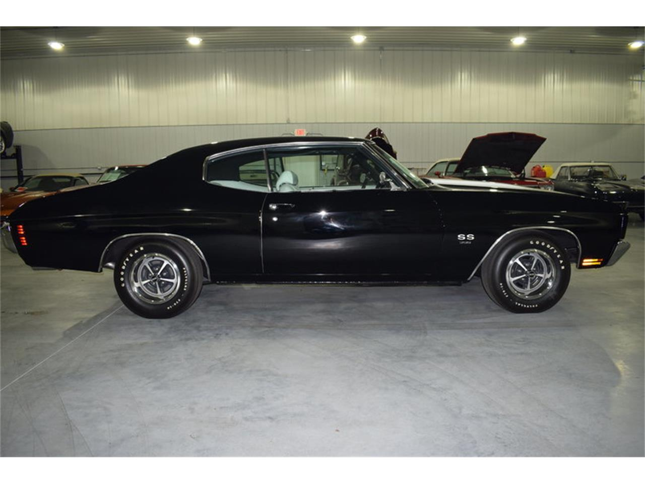 Large Picture of 1970 Chevelle SS located in North Andover Massachusetts - $59,500.00 Offered by Silverstone Motorcars - M5Y3