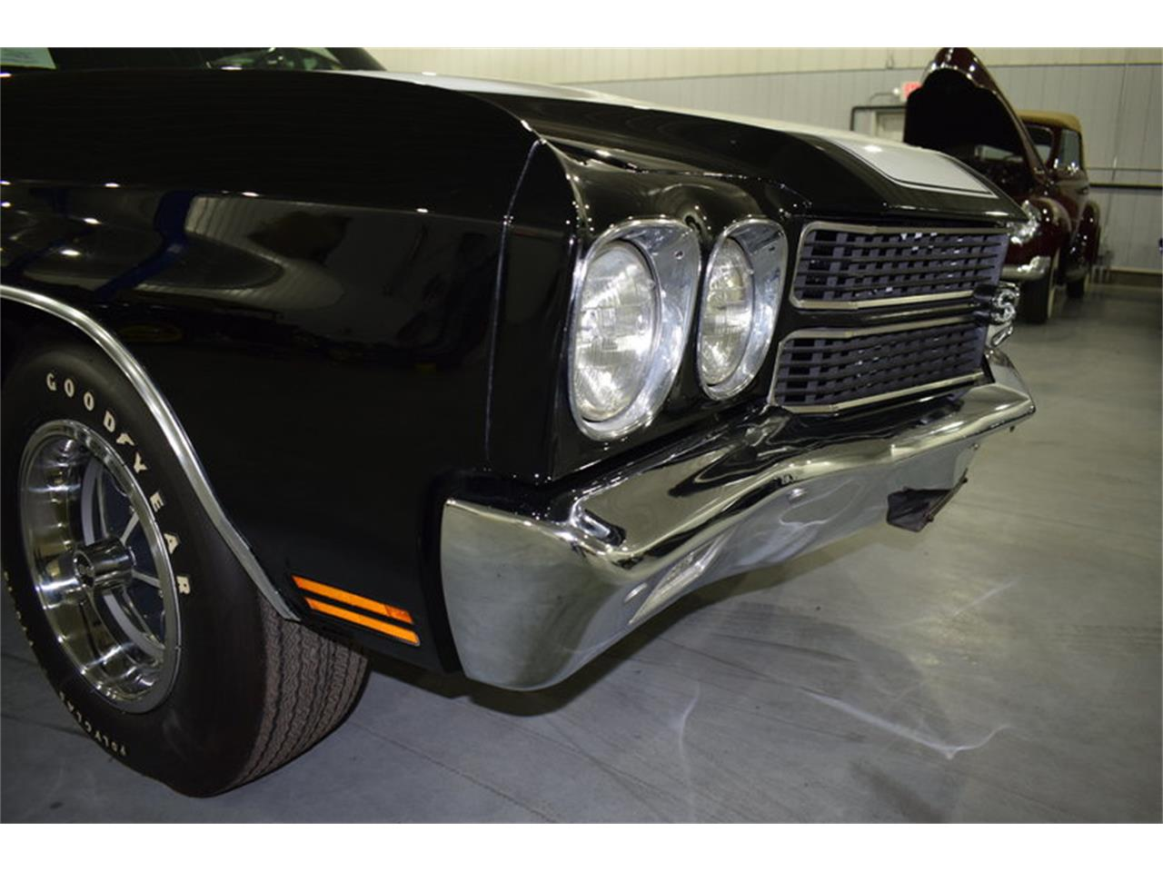 Large Picture of '70 Chevrolet Chevelle SS located in North Andover Massachusetts Offered by Silverstone Motorcars - M5Y3