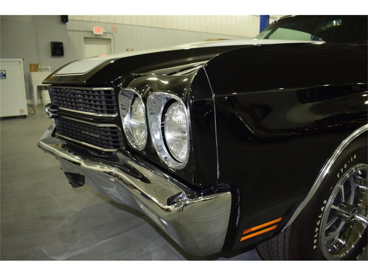 Large Picture of '70 Chevrolet Chevelle SS located in North Andover Massachusetts - M5Y3